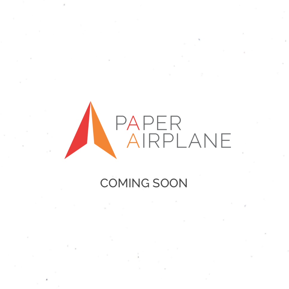 Paper Airplane Coming Soon